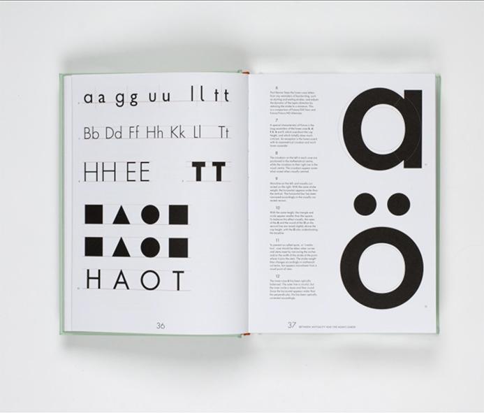 Happy 90th anniversary Futura! The book, the font and