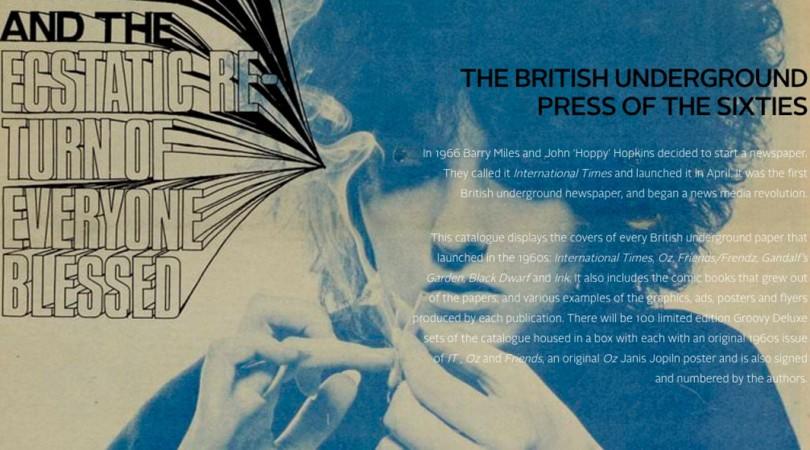 4e10407e48ea74 The British Undreground Press of the 60s roars like a beast ...