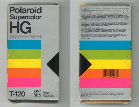 "Stranger format"": an ode to the retro branding of our VHS memories"