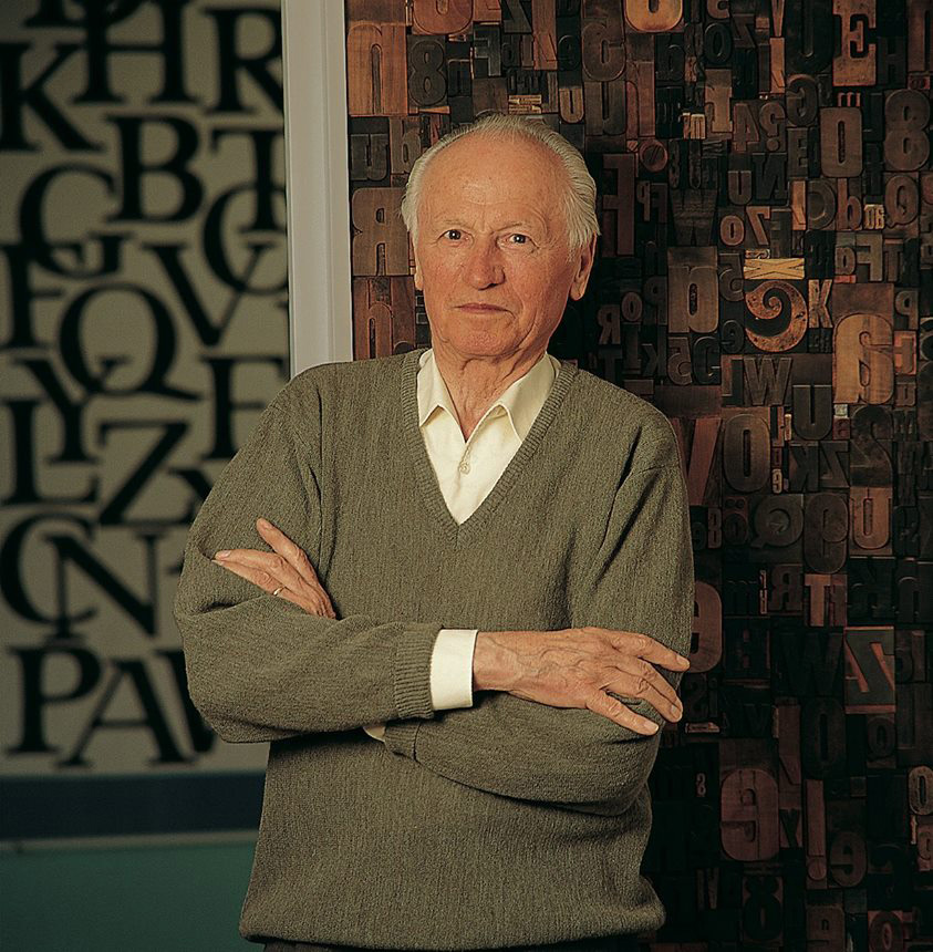 hermann zapf a typographer Hermann zapf, who has died aged 96, was a greatly respected figure in the world of type, or font, design while millions of people the world over encounter his work daily, he remained largely.