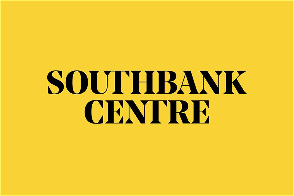 "Southbank Centre's ""brutal""rebranding in a decade | Typeroom eu"