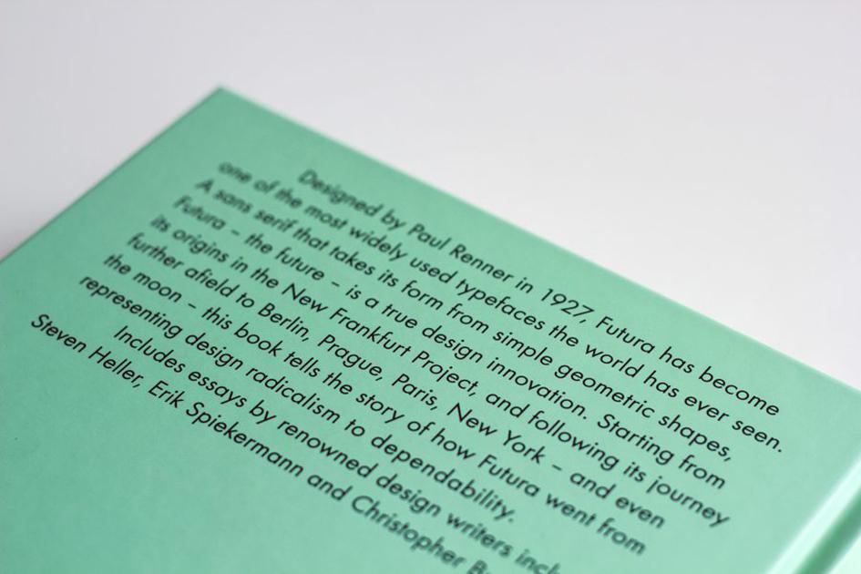 Futura Book Font