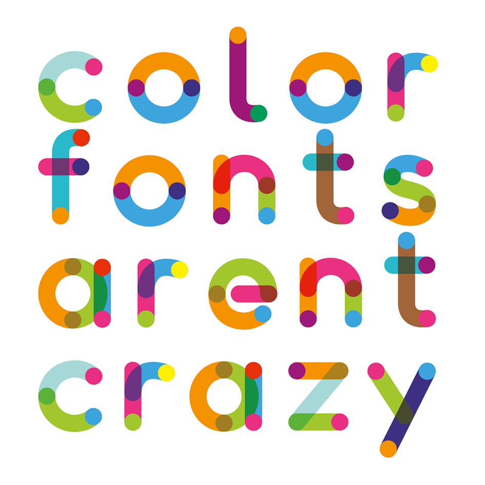 Text Color Fader - Gradient / rainbow text for email forums etc