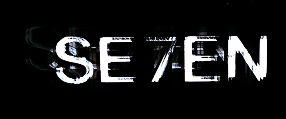 From Alien to Seven: 7 times typography ruled the silver screen