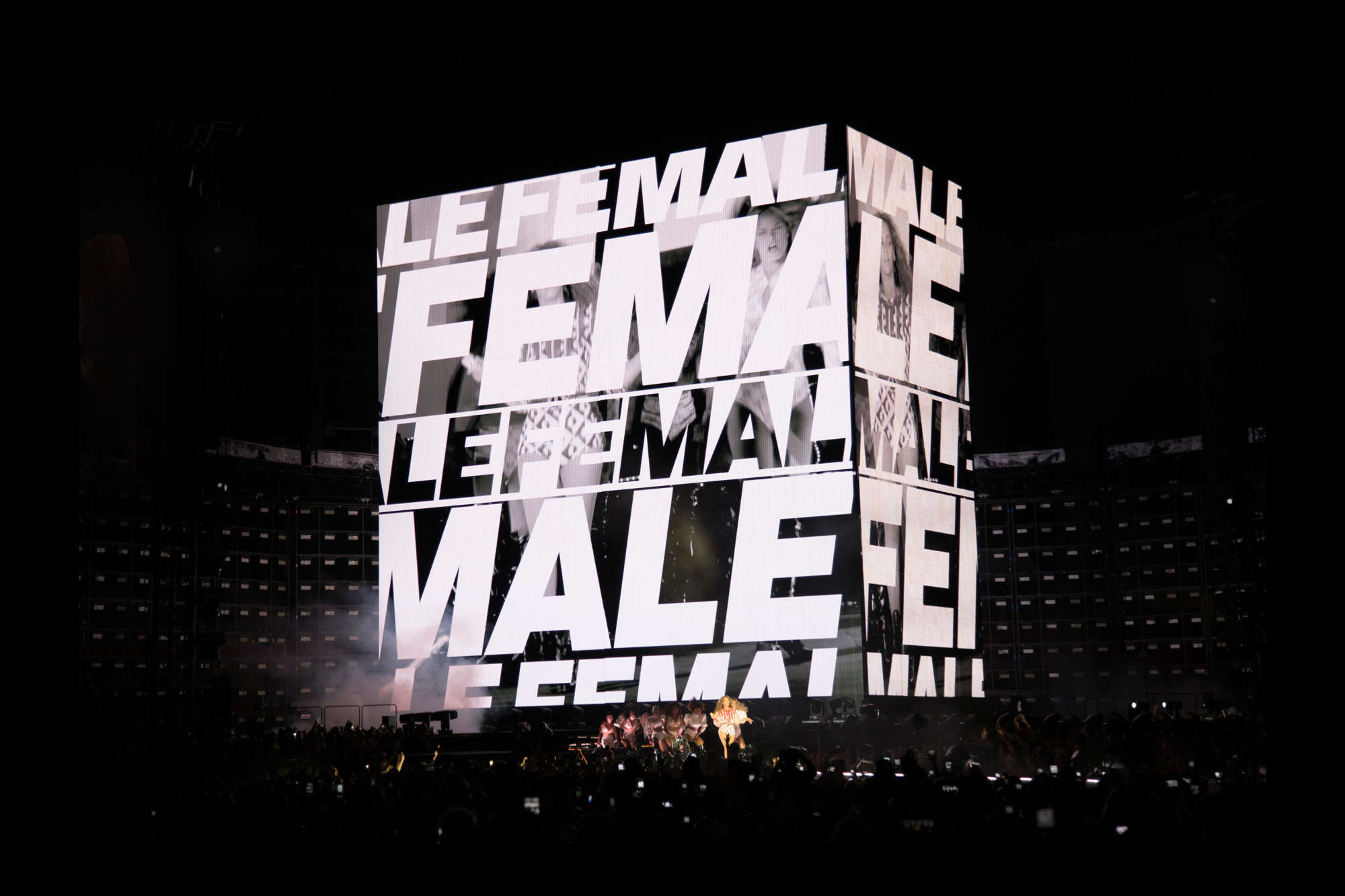 From Knockout to Times New Roman: Beyoncé's fierce
