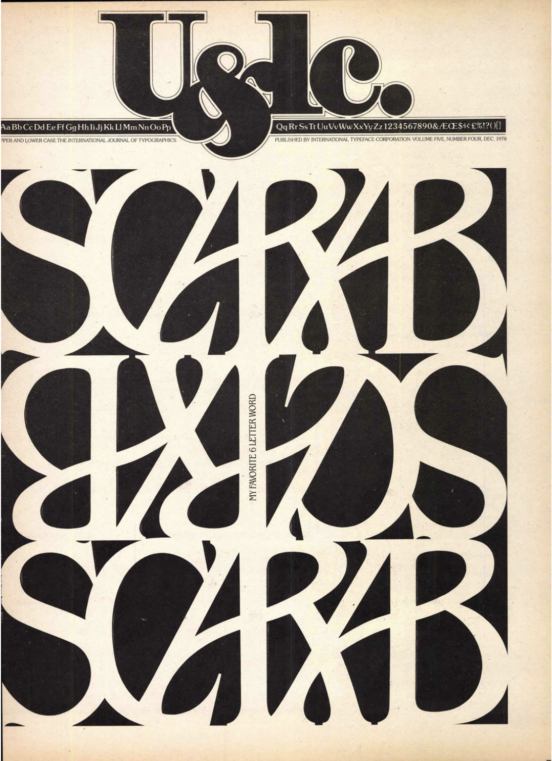 Seventies are hot! Sexy spacing & more typography from an